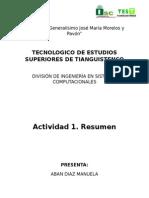 Resume switches