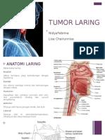 Uni Lisa Fix Tumor Laring