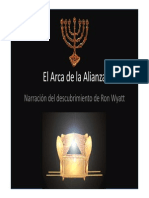 - El Descubrimiento Del Arca de La Alianza Por Ron Wyatt
