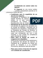 Informacion de Exposicion Parlamentario