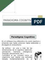 Paradigma Cognitivo