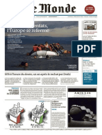 Journal LE MONDE Et Sup ECO Et LIVRES Du Vendredi 27 Novembre 2015