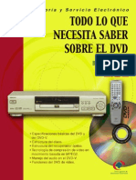 Todo lo que Necesita Saber sobre El DVD