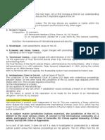 Pil Report.treaty