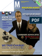 Cannabis Health News Magazine Febrero 2010