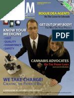 Cannabis Health News Magazine Febrero 2010
