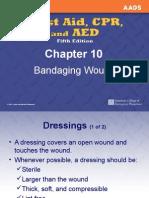 10 Bandaging