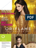 Catalogue My Pham Oriflame 12-2015