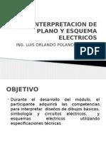 Interpretación de Planos y Esquemas Electiricos 1ra. Parte