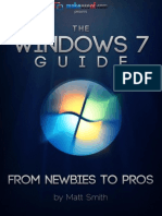 Makeuseof Windows 7 Guide r2