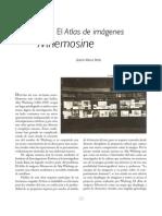 Llamil Mena Brito - El Atlas de Imágenes Mnemosine