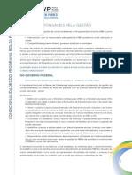 3 Condicionalidades Programa Bolsa Familia Atores Da Gestao