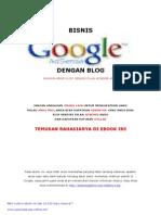 Google Adsense Dengan Bloger