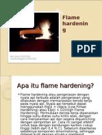 Flame Hardening Rev