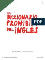 diccionarioprohibidodelinglesmuestra