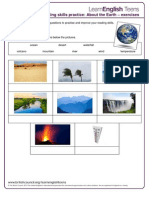 about the earth - exercises.pdf