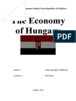The Economy of Hungary