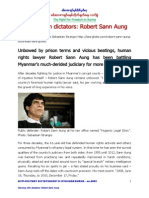 Anti-military Dictatorship in Myanmar 0082