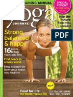 Yoga Journal - January 2014 AU