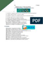 Objetivos 1ºteste PSI B 2015-2016