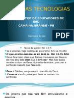 Uso Das Tics - Campina Grande