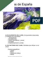 P.P Climas de España