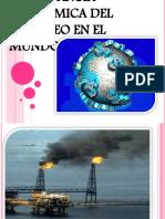 Importancia económica del petróleo en el mundo
