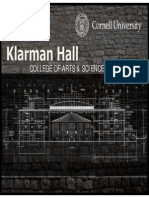 Klarman Hall Presentation