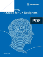Content Strategy for UX Designers