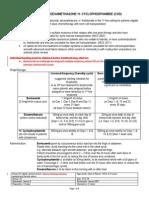 Bortezomib, Dexamethasone & Cyclophosphamide (CVD) V10b 12.14
