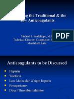 #28 Anticoagulant Therapy