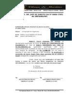 Juntada de Recibo de Depósito Judicial
