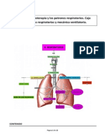 Patrones Respiratorios, Caja Toracica y Mecanica Ventilatoria