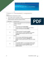Criterios de Evaluacion de Individuos y Sociedades