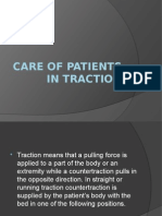 Care of Patients in Traction