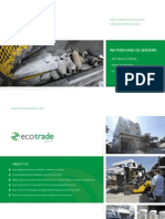 EcoTrade O2-Sensors Brochure