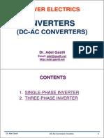 Power Electronics Inverter