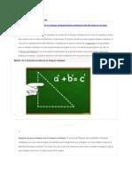 Cómo Usar El Teorema de Pitágoras