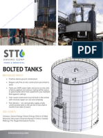 Bolted Tanks - General