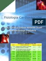 Fisiologia Del Sistema Cardiovascular en Pediatria