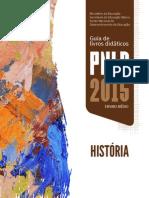 Pnld 2015 Historia