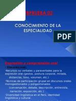 Idea Principal PARA EXPONER