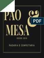 PÃO & MESA