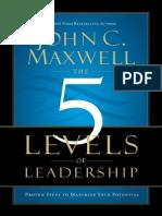 The 5 Levels of Leadership Bonus