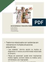 Drogas y Forense (Dr. R. Elgueta) Versión Visualización