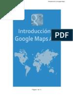 Introducción a API de Google maps