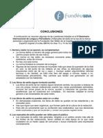 Conclusiones Seminario Lengua y Periodismo