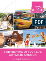 AuPair Brochure