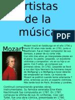 Grandes Artistas de La Música