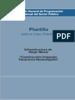 Plantilla Riego Menor